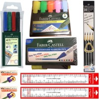 FABER-CASTELL Office Series  Office Set(Red)