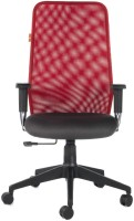 View Bluebell Armada High Back Fabric Office Arm Chair(Multicolor) Price Online(Bluebell)