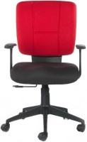 View Bluebell Epro I Midback Fabric Office Arm Chair(Multicolor) Price Online(Bluebell)