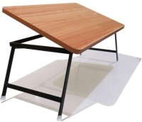 View Tough Board Engineered Wood Study Table(Free Standing, Finish Color - Wood Colour) Furniture
