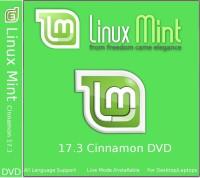 Linux Mint Cinnamon LMDE 2 DVD (Debian Based) 32 bit