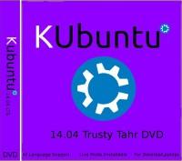 Kubuntu 14.04 DVD 64 bit