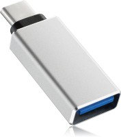 View Trost USB Type C OTG Adapter(Pack of 1) Laptop Accessories Price Online(Trost)