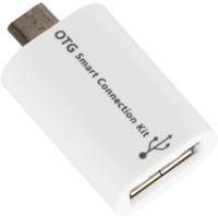 View AutoKraftZ Micro USB OTG Adapter(Pack of 1) Laptop Accessories Price Online(AutoKraftZ)