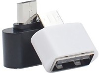 View DHAN GRD Micro USB, USB OTG Adapter(Pack of 5) Laptop Accessories Price Online(DHAN GRD)