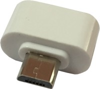 View DreamShop USB, Micro USB OTG Adapter(Pack of 1) Laptop Accessories Price Online(DreamShop)