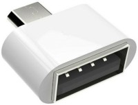 View Max Pro USB, Micro USB OTG Adapter(Pack of 1) Laptop Accessories Price Online(Max Pro)