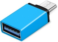 View Frappel USB Type C OTG Adapter(Pack of 1) Laptop Accessories Price Online(Frappel)