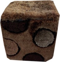 View JJ Craft Natural Fiber Pouf(Finish Color - BLACK) Furniture (JJ Craft)