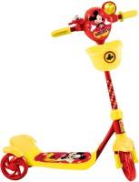 DISNEY Mickey Three Wheel Scooter(Red, Yellow)