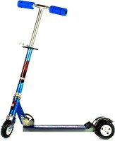 The Flyer's Bay Ultra Durable Big Wheel Scooter(Blue)