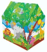 Khel Khilone Tent House(Multicolor)
