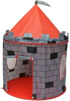 Pigloo Cubby House Tent Play House for Kids(Red)