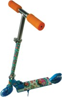 Dora the Explorer Two Wheel Scooter with Lights(Blue, Orange)