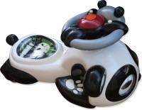 DCS Panda Magic Car Twister Rideons & Wagons Non Battery Operated Ride On(White, Black)