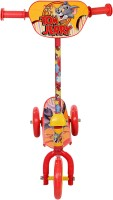 TOM & JERRY Tom and Jerry 3 wheel scooter(Yellow)