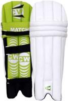 CW Match Mens (39 - 43 cm) Men Batting Pad(White, Green, Black, Ambidextrous)