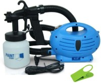 Paint Zoom Spray Gun Zoom Ultimate Portable Home Painting Machine PZT2 Airless Sprayer(Blue)