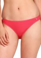 Jockey Women's Bikini Red Panty(Pack of 1)