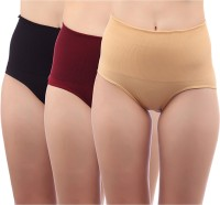 MyBra Womens Hipster Multicolor Panty(Pack of 3)