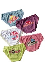 PrettySecrets Women's Hipster Multicolor Panty(Pack of 5)
