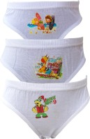 Lure Wear Panty For Girls(White)