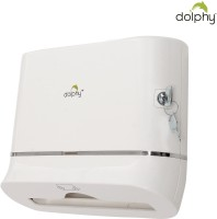 Dolphy White Multifold Mini Hand Towel Paper Dispenser