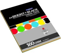 Campap A4 160 gsm Coloured Paper(Set of 2, Assorted)