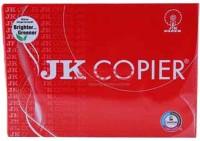 JK Copier Print Unruled A4 75 gsm Printer Paper(Set of 1, White)
