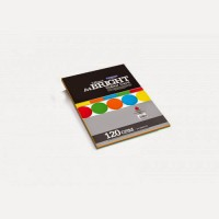 Campap Bright Unruled A4 120 gsm Multipurpose Paper(Set of 2, Assorted)