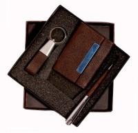 Eshop Leather cum Metal Combo Pen Gift Set(Pack of 3)