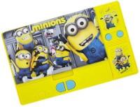 Disney Minions Minions Art Plastic Pencil Box(Set of 1, Multicolor)