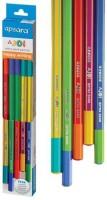 Apsara Joi Pencil(Set of 10, Multicolor)