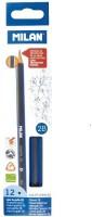 Milan 071230412 Pencil(Set of 1, Blue, Black)