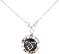 Access-O-Risingg City of Bones Angelic Power Clavicle Pendant Alloy