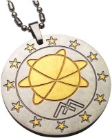 Magnaz MST Magnetic Therapy Gold-plated, Silver Stainless Steel Pendant