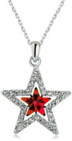 GirlZ! red star Gold-plated Alloy Pendant