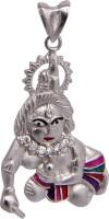 abhooshan Sterling Silver Pendant