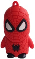 View Storme Spiderman 8 GB Pen Drive(Red) Laptop Accessories Price Online(Storme)