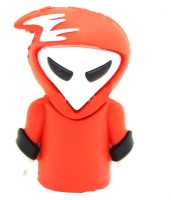 Microware Ghost 32 GB Pen Drive(Red)
