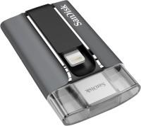 SanDisk iXpand 128 GB Pen Drive(Black)