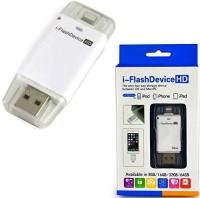 Coolnut Caiphpd-22 Dual Port Hd & Usb Flash Drive 32 GB Pen Drive(White)