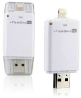 Coolnut Caiphpd-23 Hd & Usb Flash Drive 64 GB Pen Drive(White)