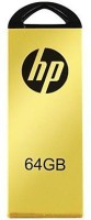 HP HP Pen Drive 64 GB Pen Drive(Gold)