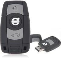 Microware Car Key27 32 GB Pen Drive(Multicolor)