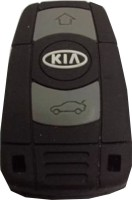 Microware Car Key24 64 GB Pen Drive(Multicolor)