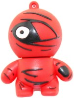 View GeekGoodies Designer One Eye Ninja 8 GB Pen Drive(Red) Laptop Accessories Price Online(GeekGoodies)