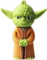 Microware Star Wars Yoda Space Alien Shape 16 GB Pen Drive