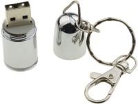 Microware Bullet Metal Shape 8 GB Pen Drive