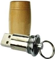 Microware Wine Drum Shape 16 GB Pen Drive